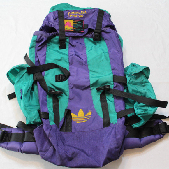 adidas Other - ADIDAS PRO 40 RARE BACKPACK VINTAGE 1989 WEST GERM 8e7c77feace4e